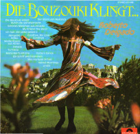 * LP *  ROBERTO DELGADO - DIE BOUZOUKI KLINGT...(Germany 1974 EX!!!) - Instrumentaal