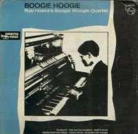 * LP *  ROB HOEKE'S BOOGIE WOOGIE QUARTET - BOOGIE HOOGIE (Holland 1964) - Rock