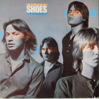 * LP *  THE SHOES - PRESENT TENSE (Germany 1979 EX-!!!) - Rock