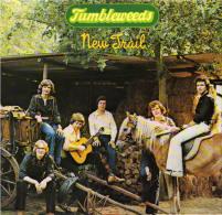* LP *  TUMBLEWEEDS - NEW TRAIL (Holland 1977 EX-!!!) - Country En Folk