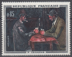 FRANCE  - 1961  - Yvert 1321 ** - Cezanne - France