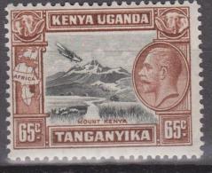 KUT, 1935, SG 117, Mint Lightly Hinged - Kenya, Uganda & Tanganyika