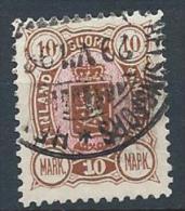 Finlande 1889 N°35 Oblitéré Série Courante Très Bel Exemplaire - 1856-1917 Russische Verwaltung