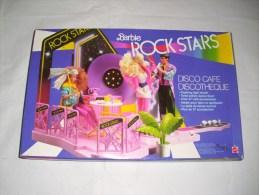 Mattel - BARBIE  DISCO  CAFE  DISCOTEQUE - Barbie