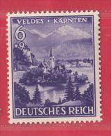 MiNr.807 Xx Deutschland Deutsches Reich - Deutschland