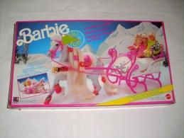 Mattel - BARBIE  SKI  FUN - Barbie