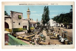 CP, 75, PARIS, Exposition Coloniale Internationale 1931, Section Tunisienne...., Vierge, Ed : BRAUN & Cie - Expositions