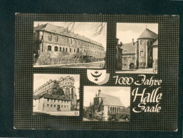 DDR - Kneipp Heilbad HEILIGENSTADT - Eischfeld ( Multivues Station Thermale R. Kallmer ) - Heiligenstadt