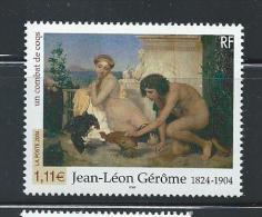 OA 6180 / FRANCE 2004 - Yvert 3660 ** - Jean Louis Gérome - Neufs
