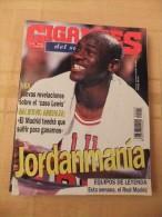GIGANTES DEL SUPERBASKET, 491, 03-04-1995. MICHAEL JORDAN. - Revistas & Periódicos