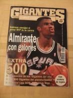 GIGANTES DEL SUPERBASKET, 500, 05-06-1995. EXTRA. 100 PAGINAS. ROBINSON, MVP. - Revistas & Periódicos