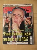 GIGANTES DEL SUPERBASKET, 506, 17-07-1995. LITUANIA. STANKOVIC. - Revistas & Periódicos