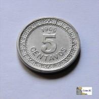 México - 5 Centavos - 1906 - Mexiko