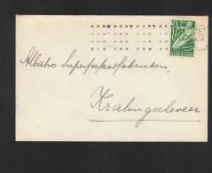 Brief Rotterdam 1948 Voor Het Kind - 1891-1948 (Wilhelmine)