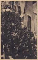 SCANNO - UN CARATTERISTICO SEGUITO DI PROCESSIONE VG 1935 SCANN. 2 AUTENTICA 100% - L'Aquila