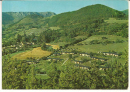 MEYRUEIS - Vue Panoramique Sur Le Village De Vacances - Meyrueis