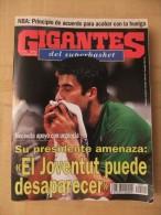 GIGANTES DEL SUPERBASKET, 511, 21-08-1995. JOVENTUT. - Revistas & Periódicos