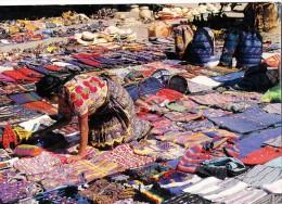MERCADO, ANTIGUA, GUATEMALA, Market 2003, Used Postcard [14373] - Guatemala