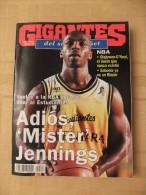 GIGANTES DEL SUPERBASKET, 518, 09-10-1995. JENNINGS, ESTUDIANTES. - Revistas & Periódicos