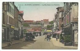 ST Ouen-l'Aumone - La Rue Basse Vers Pontoise - Saint-Ouen-l'Aumône