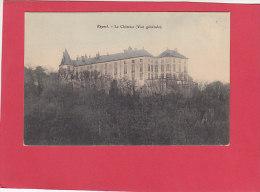 CPA -  REYNEL - Le Château (vue Générale) - Carte Colorisée - Autres Communes