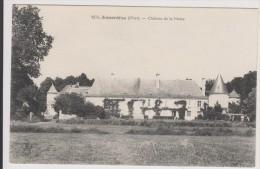 D18 - ENNORDRES - CHATEAU DE LA MOTTE - état Voir Descriptif - Autres Communes