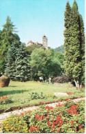 Romania, Bran Citadel, Palace, Used Postcard [14417] - Romania