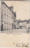 Roeselare - Roulers - Un coin de la rue d' Est - geanimeerd - handels - 1905 - geen uitgever vermeld