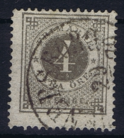 Sweden: 1872, Yv Nr 17 B , Mi Nr 18a Used    Perfo 14 - Gebruikt