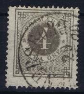 Sweden: 1872, Yv Nr 17 B , Mi Nr 18a Used    Perfo 14 - Zweden