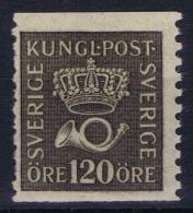 Sweden: 1925, Yv Nr 203 , Michel Nr 204 MH/* - Zweden