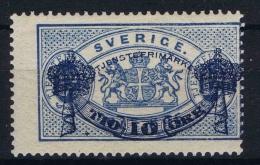 Sweden Service 1874 Yv 13 MNH/** - Dienstzegels