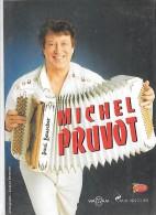 MICHEL PRUVOT - Accordéoniste - Chanteurs & Musiciens