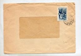 Lettre Cachet Sur Ouvrier - Postmark Collection