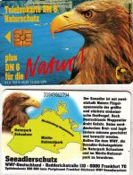TELEFONKARTE PHONE CARD - Naturschutz Seeadler - Deutschland
