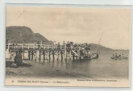 CPA  GUADELOUPE 68 TERRE DE HAUT (Saintes ) Le Debarcadère  Edit Phos ** - Autres