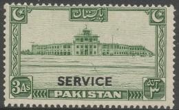Pakistan. 1948 Official. 3a MNH. SG O20 - Pakistan