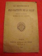 Le Bienheureux Jean-Baptiste De La Salle (1888) - Religion & Esotericism