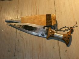 Poignard BILAO ( Somalie) - Armes Blanches
