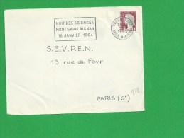 SECAP SEINE MARITIME ROUEN Nuit Des Sciences Mont Saint Aignan - 1961-....