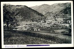 Cpa Du 68 Sainte Croix Aux Mines Vue Générale     PY18 - Sainte-Croix-aux-Mines