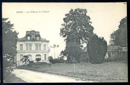 Cpa Du 76 Boos  Le Château Du Coquet    PY18 - Francia