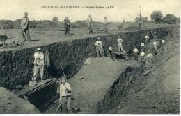 Mines De Fer De CHENIERS (CHAILLAC). Société Pralon Et Cie. - France