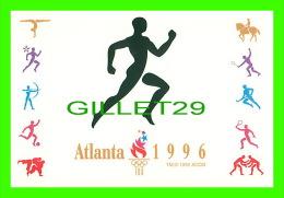 OLYMPIC GAMES - ATLANTA 1996 - CENTENNIAL OLYMPIC GAMES - - Olympic Games