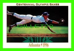 OLYMPIC GAMES - ATLANTA 1996 - CENTENNIAL OLYMPIC GAMES BASEBALL - - Olympic Games
