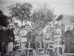 Arménie , Arméniens , Officiers Anglais Et Français A Mersine  Le 31 Octobre 1919 - Documents Historiques