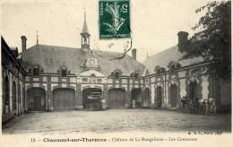 41 CHAUMONT Sur THARONNE  Chateau De La Rougellerie  Les Communs ,animée - France