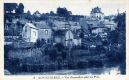 41  MONDOUBLEAU   Vue D´ensemble - France