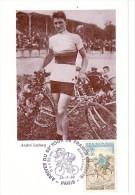 (DM0020) 69eme TDF Carte Illustree 25/07/82 Arrivee à Paris - Cycling