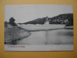 JALHAY. Le Barrage De La Gileppe. - Jalhay